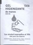 Gel Higienizante SGH-01