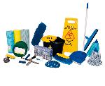 Equipamientos de limpieza