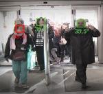 Camaras Miden Temperatura a Personas a Distancia